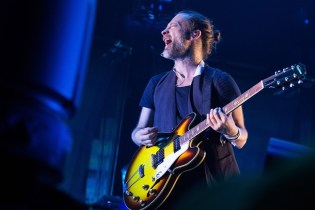 Watch Radiohead's Rare Performance Last Night at Madison Square Garden