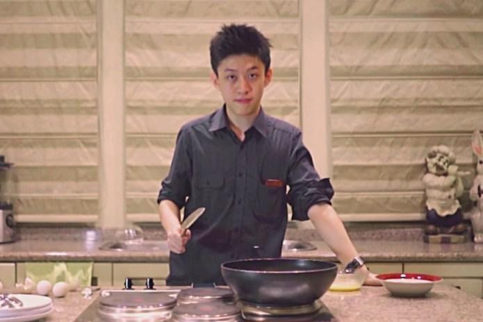 Watch Rich Chigga Cook an Omelette