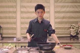 Watch Rich Chigga Cook an Omelette