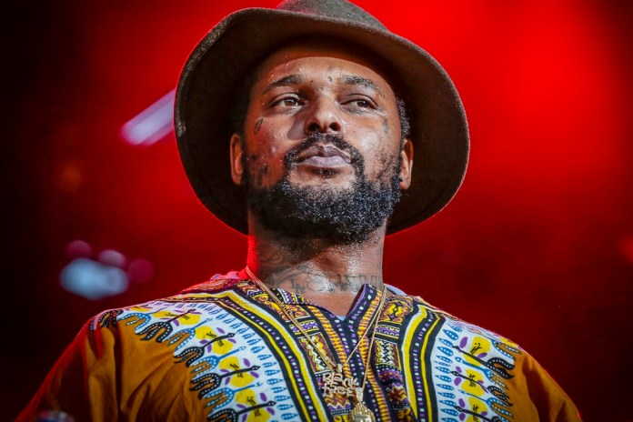 ScHoolboy Q Announces 'Blank Face World Tour'