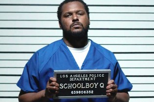 ScHoolboy Q Has Announced a 'Blank Face' LP Short Film Installation