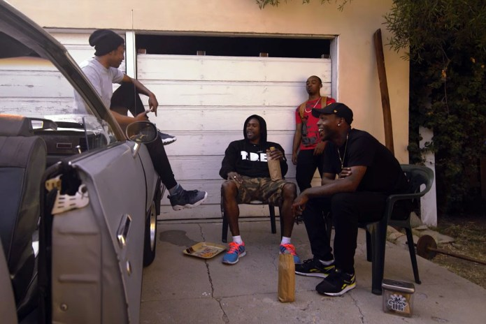 """ScHoolBoy Q Exhibits Life in South Central in """"JoHn Muir"""" Video"""