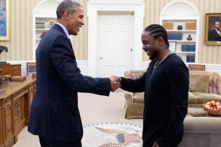 Stream Kendrick Lamar & Janelle Monae's White House Performances Now