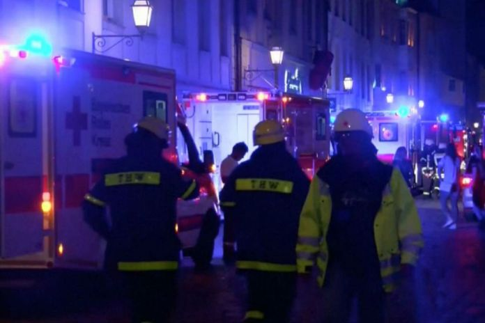 Suspected Suicide Bomber Targets Music Festival in Germany