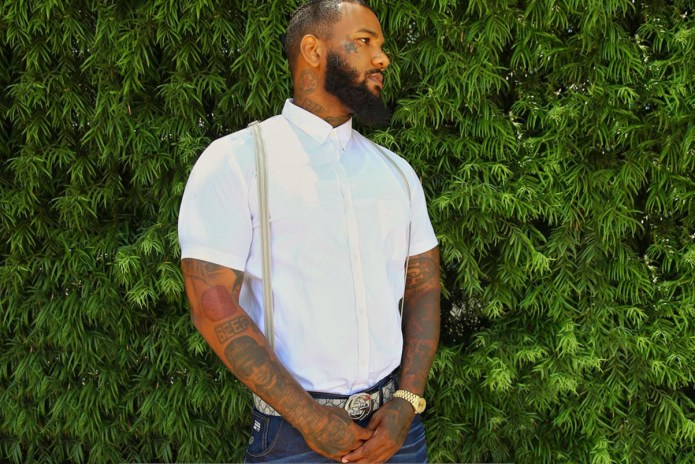 The Game Teams up with LAPD Chief for #StoptheViolence PSA