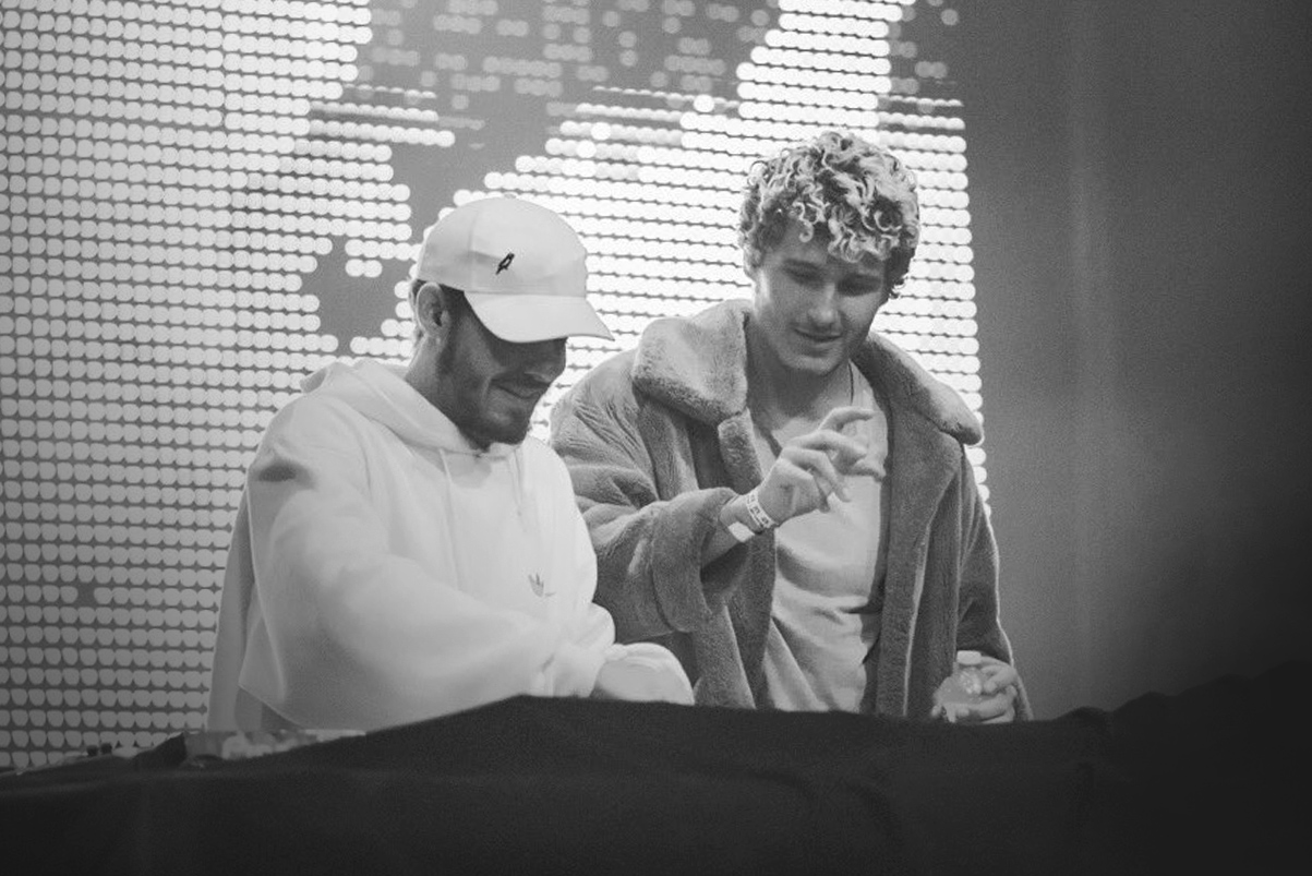"The Nicholas & San Holo's ""Pocket"" Enters Uninhibited Sonic Realms"