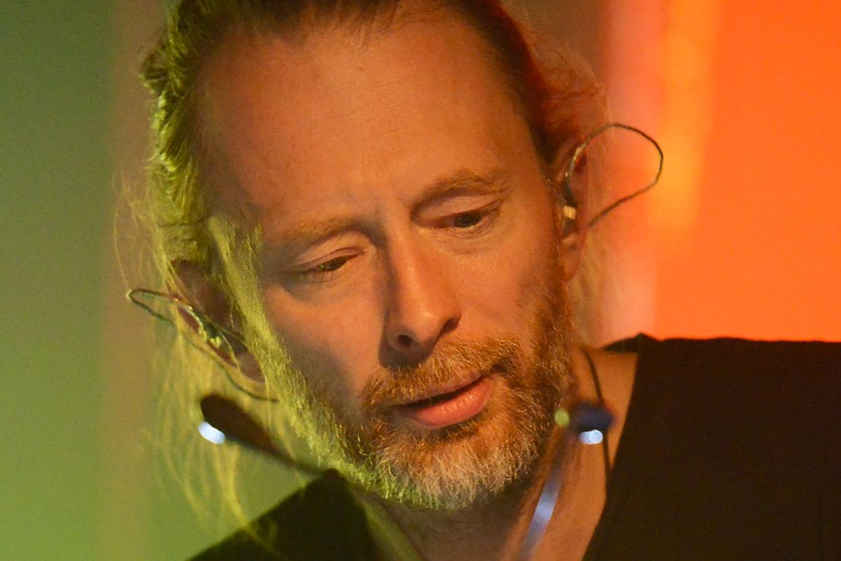 "Hear Thom Yorke's ""Bedtime Mix"" for BBC Radio 1"