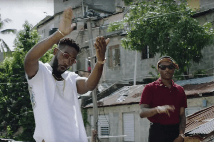 "Tinie Tempah & Wizkid Unleash Music Video for ""Mamacita"""