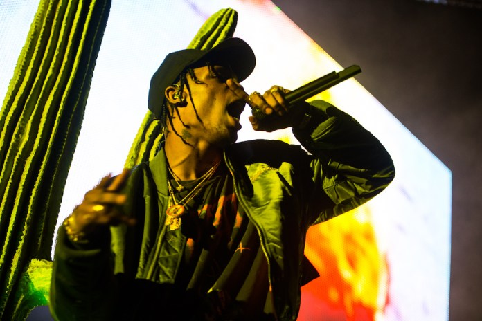"""Listen to Travis Scott's New Song, """"Shit To Lose"""""""