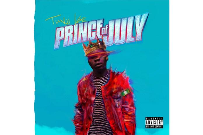 Tunji Ige Shares 'Prince of July' Mixtape