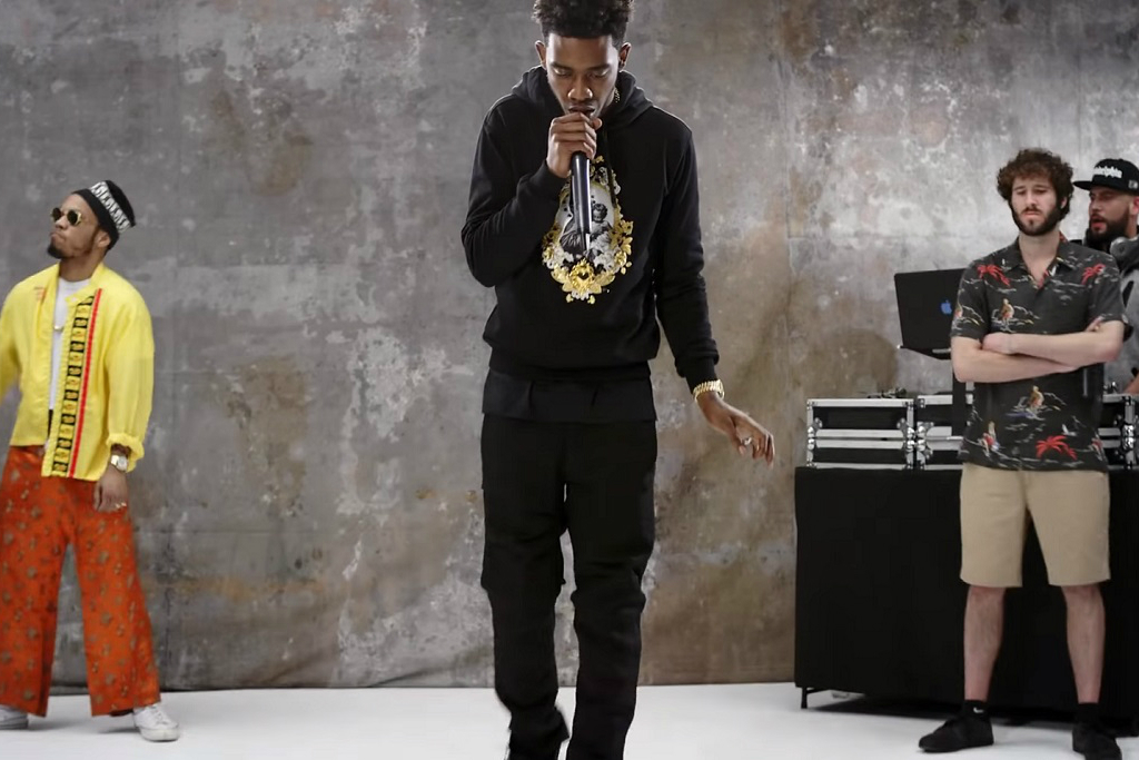 Watch Desiigner, Anderson .Paak & Lil Dicky's XXL Cypher