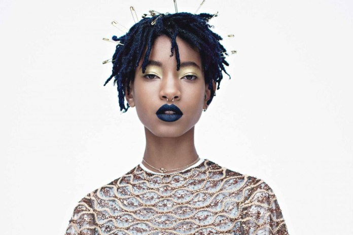 "Willow Smith Digs Into the Archives & Shares ""F Q - C #3 - V3"""