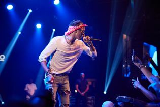 Young Thug Debuts New Songs From 'Jeffrey' Album