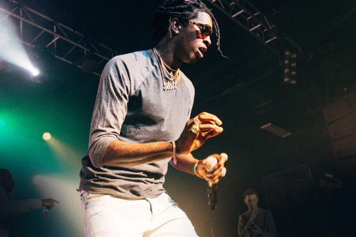 Young Thug Announces New Mixtape, 'Jeffery'