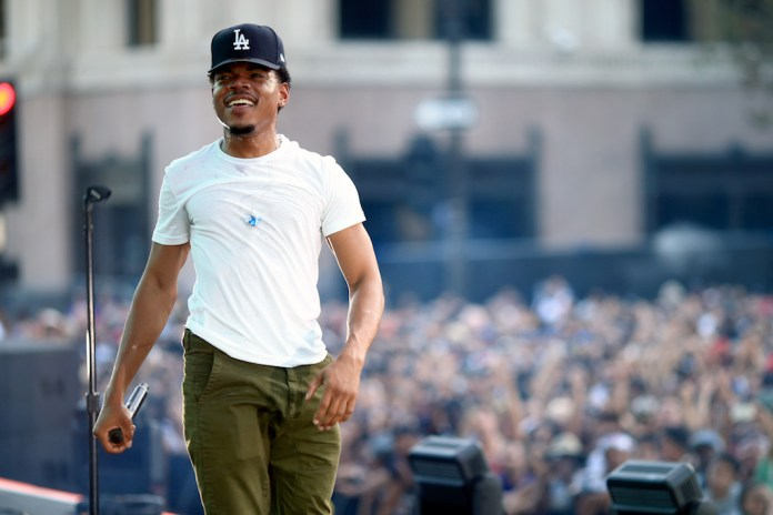 Chance The Rapper, Alicia Keys, Calvin Harris & More to Play Apple Music Festival 2016