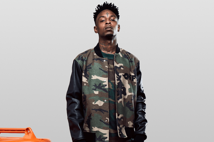"Listen to 21 Savage's New Single, ""Soda"""