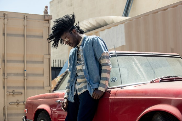 EXCLUSIVE: Jesse Boykins III Speaks on New Surprise Project 'BARTHOLOMEW,' Featuring Isaiah Rashad, Willow Smith & More