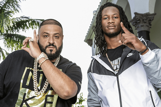 Turning Passion Into Action: DJ Khaled is Opening His Very Own Champs Sports Store