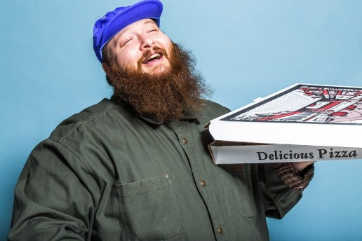 Here's What Happens When Action Bronson Gets High & Watches 'Ancient Aliens'
