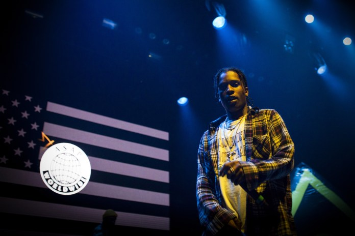 "A$AP Rocky Shares New Cozy Boys Mix for ""Wavy Wednesdays"""