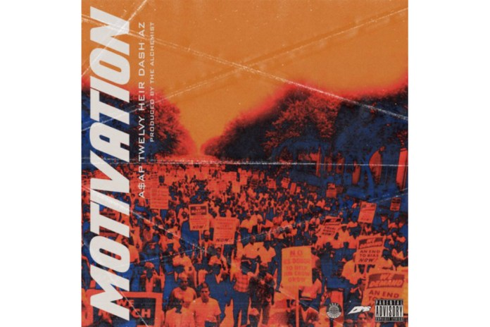 A$AP Twelvyy featuring Da$H & AZ – Motivation (Produced by Alchemist)