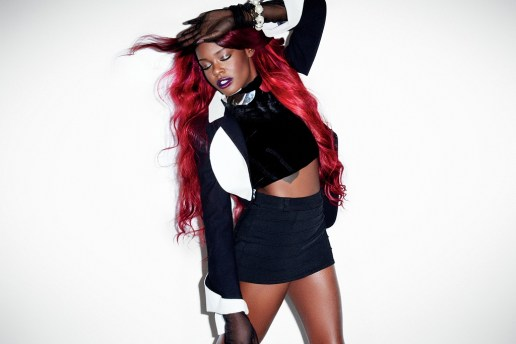 "Azealia Banks Says ""Goodbye For Good"""