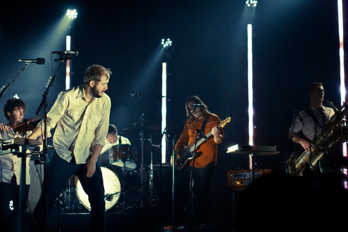 Watch the Entire Live Debut of Bon Iver's New Album '22, A Million'