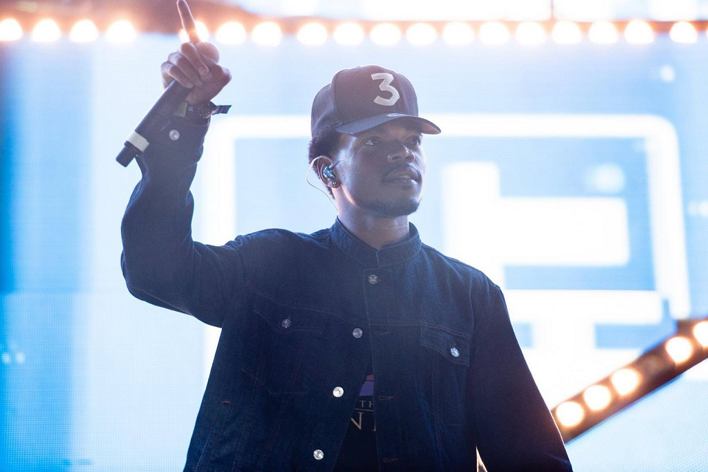 chance the rapper chicago metro live mixtape all we got all night