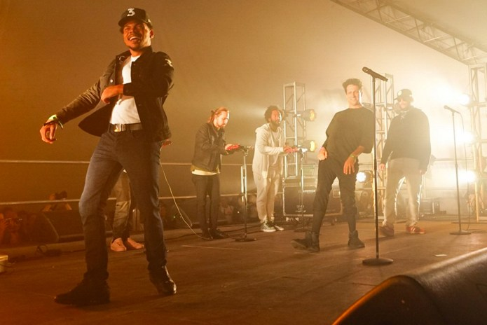 Francis and the Lights Is the Opening Act for Chance the Rapper's 'Magnificent Coloring World Tour'