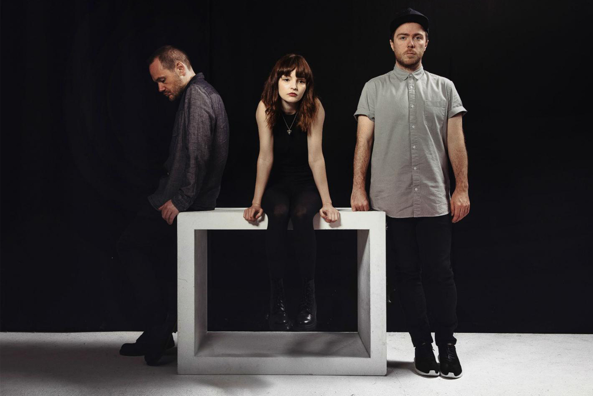 Watch Chvrches' Interactive 360° Studio Tour