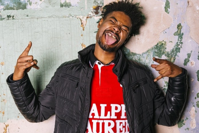 The Cover Art for Danny Brown's New Album 'Atrocity Exhibition' is Here