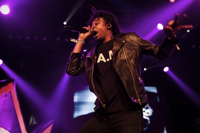 Danny Brown is Inspired by 'Curb Your Enthusiasm' & Quentin Tarantino