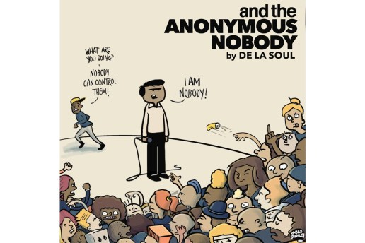 "De La Soul & 2 Chainz Unite for ""Whoodeeni"""