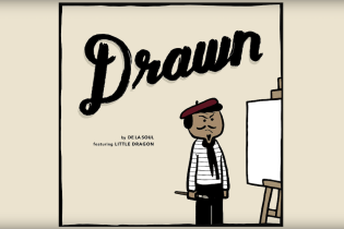 "De La Soul & Little Dragon Collaborate on New Single, ""Drawn"""