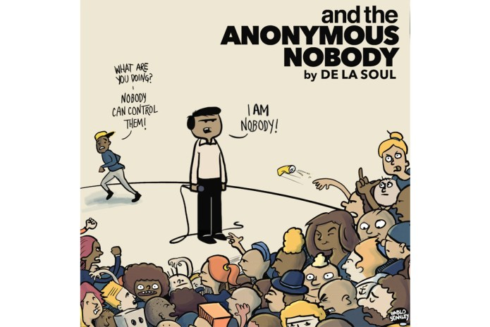 "De La Soul Teams Up with Usher for ""Greyhounds"""