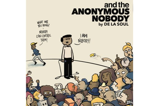 """De La Soul Teams Up with Usher for """"Greyhounds"""""""
