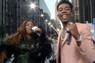 Watch Desiigner's Incomprehensible Freestyle at the 2016 VMAs White Carpet