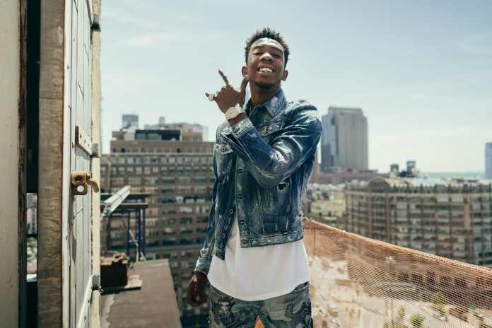 "Desiigner Drops A Video for ""Timmy Turner"""