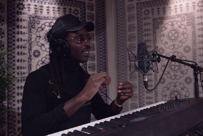 See Dev Hynes Unpack His Writing Process on Pharrell's Beats 1 Show