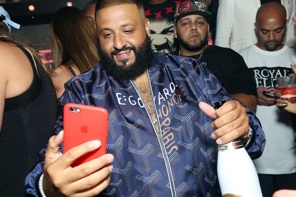 "DJ Khaled Responds to Goyard After They Called His Goyard Jacket a ""Total Fake"""