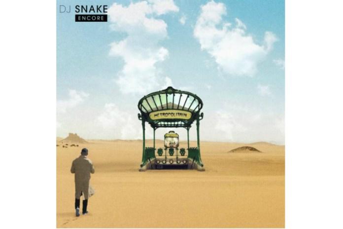 DJ Snake featuring Jeremih, Young Thug & Swizz Beatz - The Half