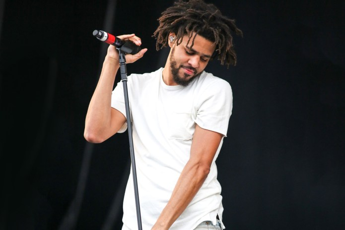 "Drake Calls J. Cole One of the ""Most Legendary Artists of Our Generation"""