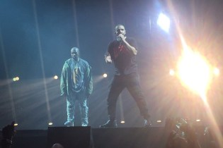 Drake & Kanye West Tease Collab Album at OVO Fest Night 2