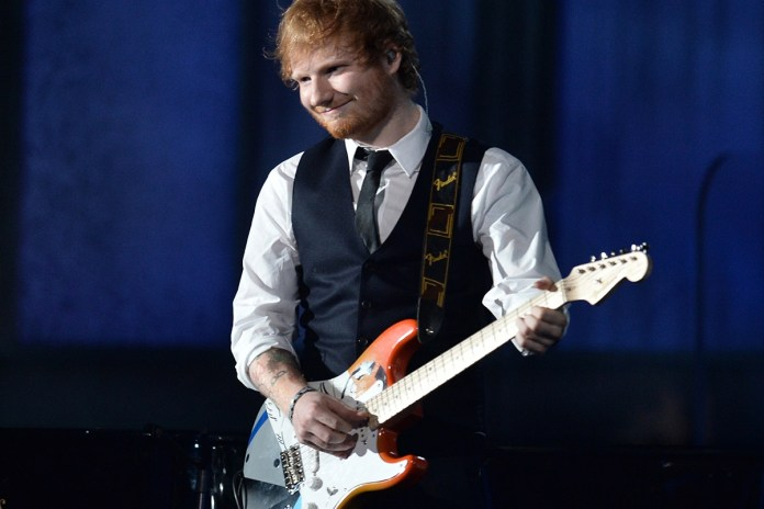"Ed Sheeran Is Being Sued for Ripping off Marvin Gaye's ""Let's Get It On"""