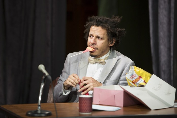 Eric Andre Sounds off on Jesus, Investigating 311, Butt Implants & More