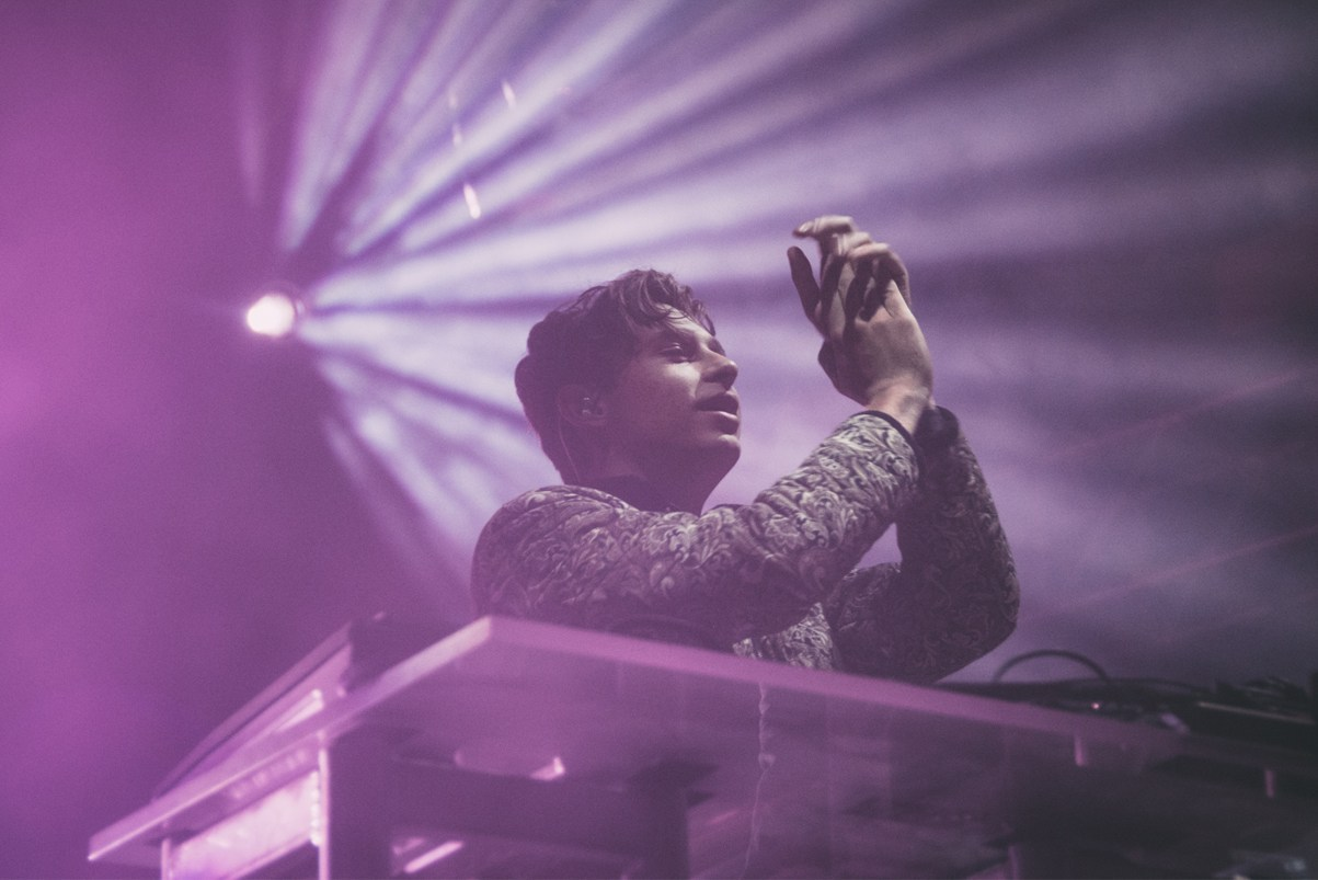 Flume Announces New 'Skin Companion' Project