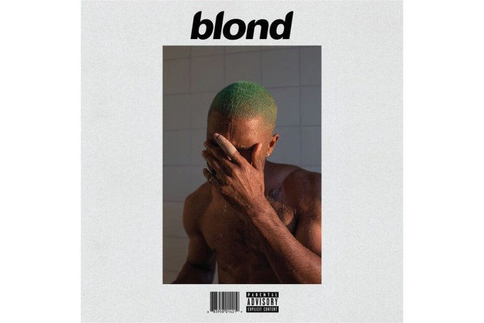 Frank Ocean Releases New Album, 'Blonde'