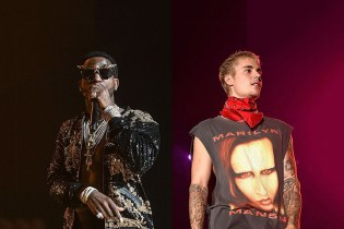 "Gucci Mane Hops on Major Lazer & Justin Bieber's ""Cold Water"" Remix"