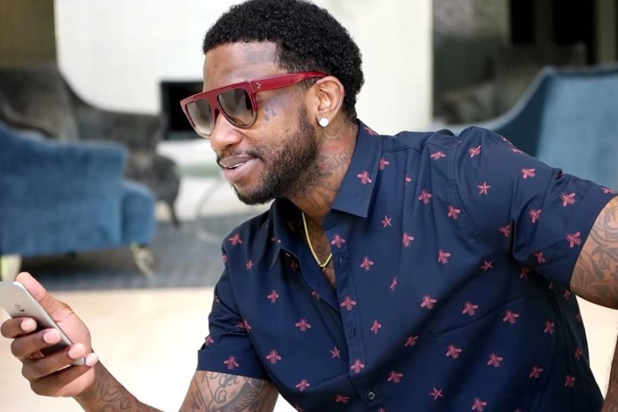 """Gucci Mane Reacts to His Fans' """"Sweet Tweets"""""""