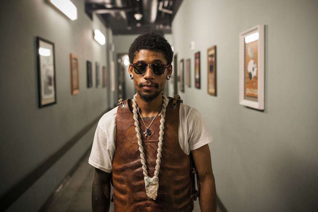 Hodgy Beats Releases Brand New 'Dukkha' Project